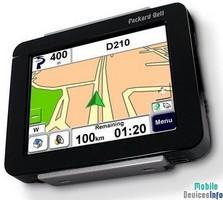GPS navigator Packard Bell Compasseo 400