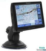 GPS navigator Panasonic Strada CN-GP50N