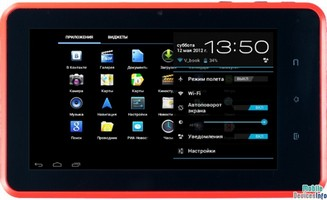 Tablet Perfeo PAT712-3D