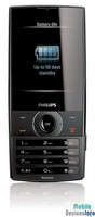 Mobile phone Philips Xenium X620