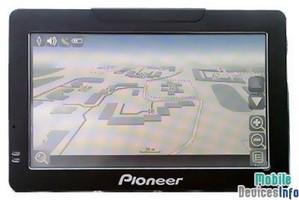 GPS navigator Pioneer 5800