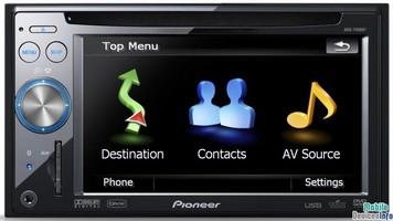 GPS navigator Pioneer AVIC-F900BT
