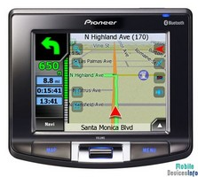 GPS navigator Pioneer AVIC-S2