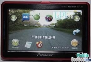 GPS navigator Pioneer PM-927