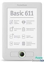 Ebook PocketBook Basic 611