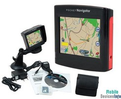 GPS navigator Pocket Navigator PN 3510