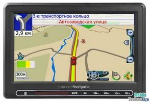 GPS navigator Pocket Navigator PN 7020