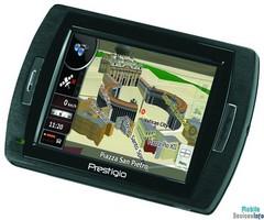 GPS navigator Prestigio GeoVision 150