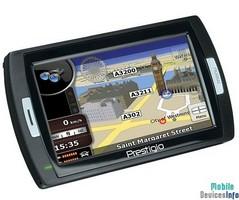 GPS navigator Prestigio GeoVision 450BT