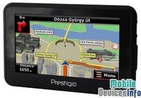 GPS navigator Prestigio GeoVision 5120 BT