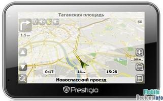 GPS navigator Prestigio GeoVision 5500