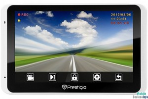 GPS navigator Prestigio GeoVision 5800