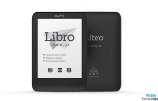 Ebook QUMO Libro TouchLux