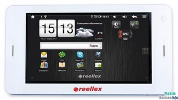 Tablet Reellex TAB-701