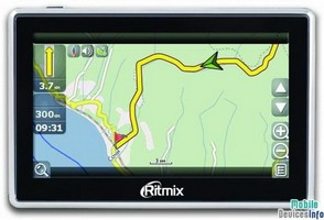 GPS navigator Ritmix RGP-550