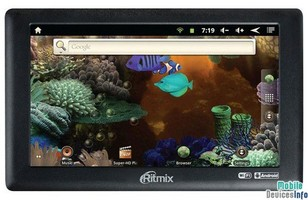 Tablet Ritmix RMD-720