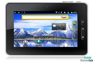 Tablet RoverPad 3W T71