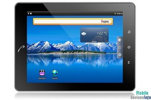Tablet RoverPad Air A100