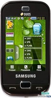 Mobile phone Samsung GT-B5722 Duos