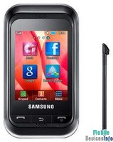 Mobile phone Samsung GT-C3300 Champ