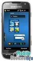 Communicator Samsung GT-I8000T Omnia Icon M8