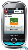 Mobile phone Samsung GT-M3710 Corby Beat