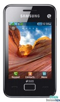 Mobile phone Samsung GT-S5222 Star 3 Duos