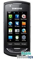 Mobile phone Samsung GT-S5620 Monte