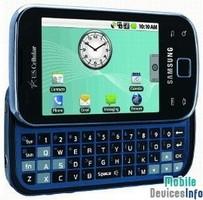 Communicator Samsung SCH-R880 Acclaim