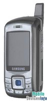 Mobile phone Samsung SGH-D710