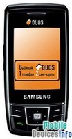 Mobile phone Samsung SGH-D880 Duos