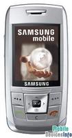 Mobile phone Samsung SGH-E250