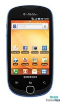 Communicator Samsung SGH-T589 Gravity SMART