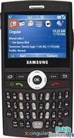 Mobile phone Samsung SGH-i607 BlackJack
