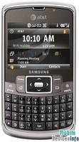 Mobile phone Samsung SGH-i637 Jack