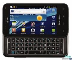 Communicator Samsung SGH-i927 Captivate Glide