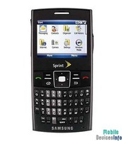 Mobile phone Samsung SPH-i325 Ace