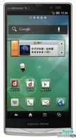 Communicator Sharp AQUOS Phone Zeta SH-09D