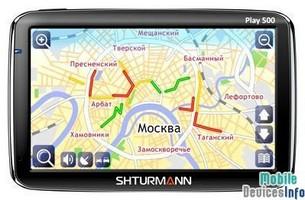 GPS navigator Shturmann Play 500 BT