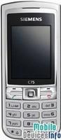 Mobile phone Siemens C75