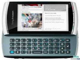 Mobile phone Sony Ericsson Vivaz pro