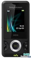 Mobile phone Sony Ericsson W205