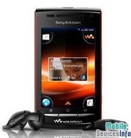 Communicator Sony Ericsson W8 Walkman