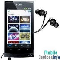 Communicator Sony Walkman Z
