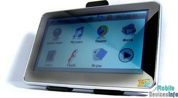 GPS navigator Tenex 43F