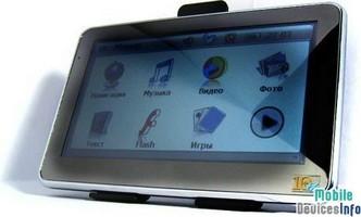 GPS navigator Tenex 43S + BT