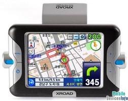 GPS navigator Tibo S1000