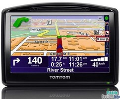 GPS navigator TomTom GO 730