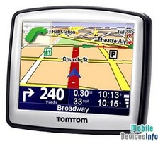 GPS navigator TomTom One