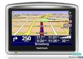 GPS navigator TomTom XL